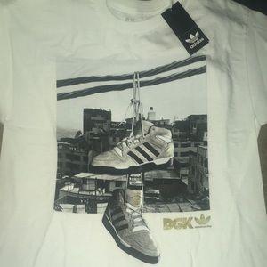 Brand new DGK x ADIDAS collaboration T-shirt 💯💯
